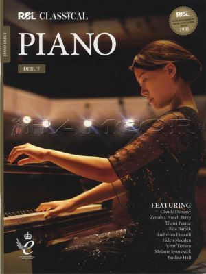 RSL Classical Piano Debut