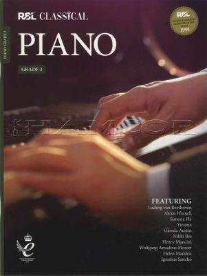 RSL Classical Piano Grade 2