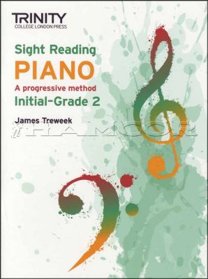 Trinity College London Sight Reading Piano Initial-Grade 2