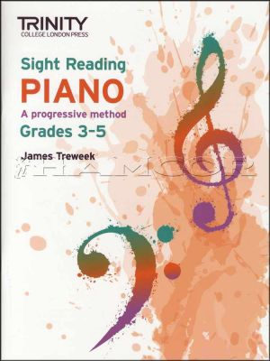 Trinity College London Sight Reading Piano Grades 3-5