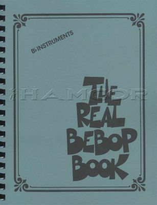 The Real Bebop Book Bb Instruments