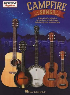 Campfire Songs Strum Together Guitar