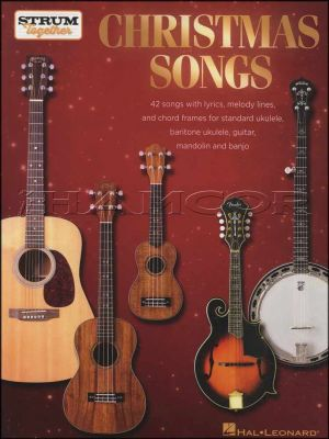 Christmas Songs Strum Together Guitar