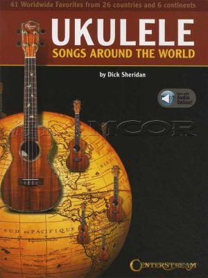 Ukulele Songs Around the World Book/Audio