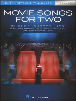 Movie Songs for Two Cellos