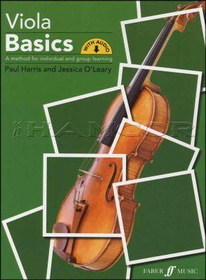 Viola Basics Book/Audio