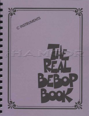 The Real Bebop Book for C Instruments
