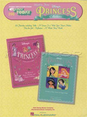 Disney Princess Collections E Z Play Today