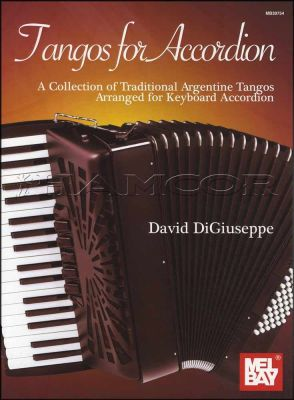 Tangos for Accordion