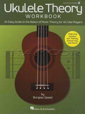 Ukulele Theory Workbook/Audio