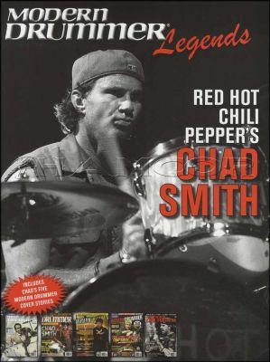 Modern Drummer Legends Chad Smith